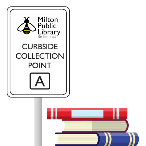 Curbside Collection sign
