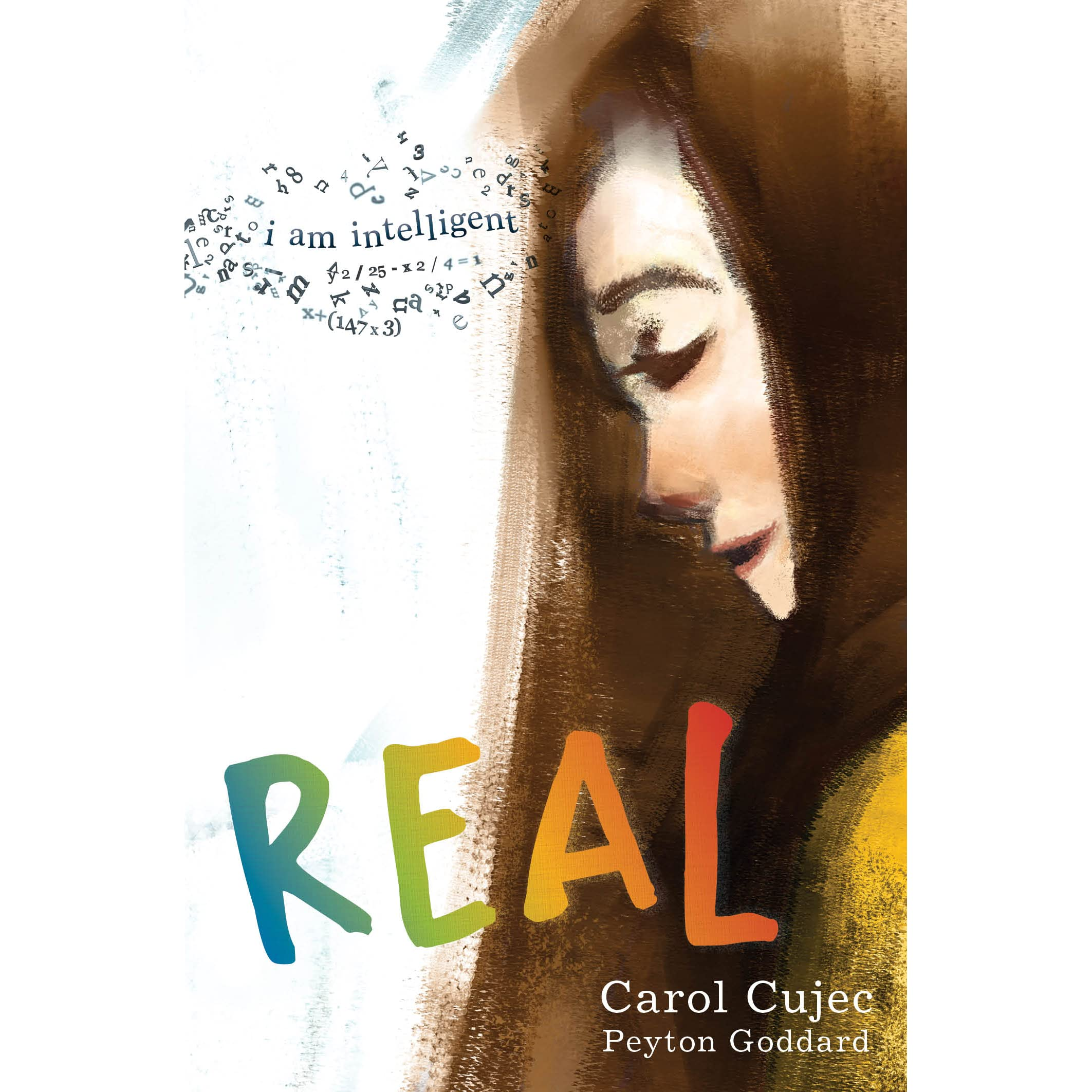 book cover of the book titled real